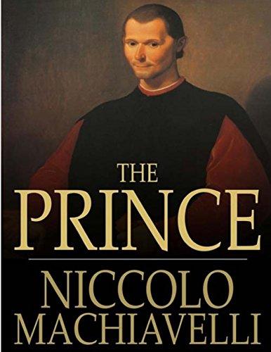 Buchseite und Rezensionen zu 'The Prince' von Nicolo Machiavelli