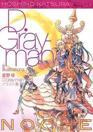 D.Gray-manイラスト集 Noche (愛蔵版コミックス)