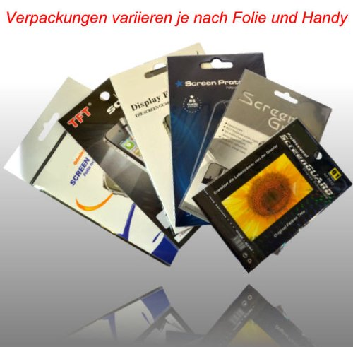 Für Samsung Galaxy Pocket Plus S5301 Handy Displayschutzfolie Display Schutz