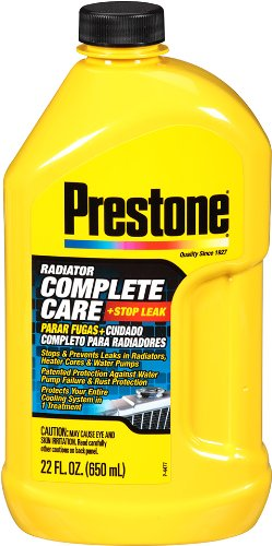 Prestone AS195-6PK Complete Care and Stop Leak - 22 oz., (Pack of 6)
