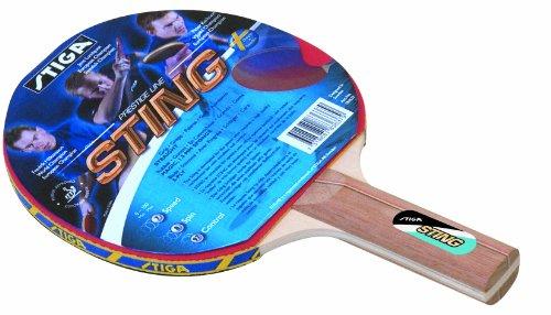 Racchetta tennis tavolo Stiga Sting - Rossa