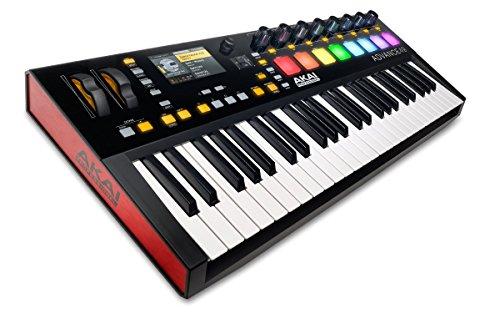 "AKAI ADVANCE 49 tastiera midi usb 49 tasti controller per live performance con host vst ""VIP"""