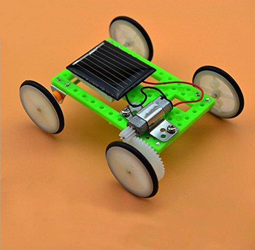 41 Off Extpro Diy Assemble Toy Set Solar Powered Car Kit