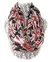 Lava Union Jack Long Scarf, Black