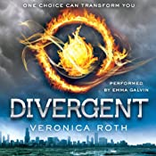 Divergent | [Veronica Roth]