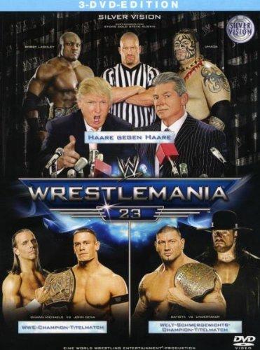 WWE - Wrestlemania 23 (3 DVDs)