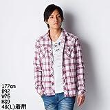 ニコルクラブフォーメン(NICOLE CLUB FOR MEN) シャツ(チェックシャツ)