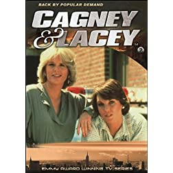 Cagney & Lacey: The Complete Second Season