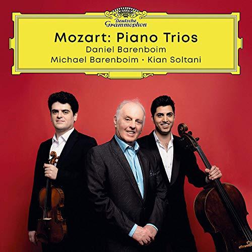 CD : BARENBOIM / SOLTANI / BARENBOIM - Complete Mozart Trios (2 Discos)
