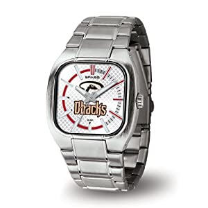 MLB Turbo Watch Silver by Rico Tag