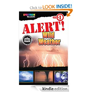 Alert! Wild Weather (Spectrum Readers)