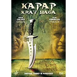 Kapap - Krav Maga: Defense Against Knife Attacks