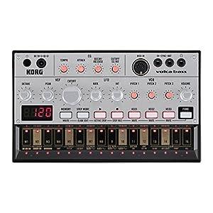 Korg Volca-Bass Machine Analog Synthesizer