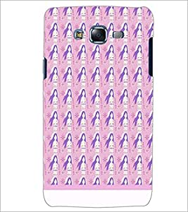 PrintDhaba Girl Pattern D-1567 Back Case Cover for SAMSUNG GALAXY J5 (Multi-Coloured)