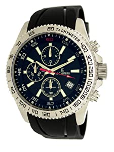 Le Chateau Men's 7080mss_blk Sport Dinamica Watch