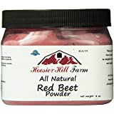 Hoosier Hill Farm Premium Beet Powder Jar, 8 Ounce