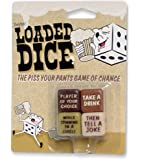 Drinking Games - Loaded Dice Drink & Dare Game #00139