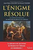 echange, troc Jean-Marc Couchet, Ernest Valero - Enigme resolue (l')