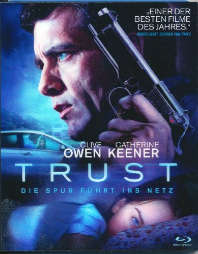 Trust - Lenticular Edition [Blu-ray]
