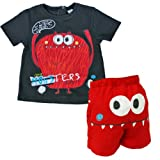 Tuc Tuc Boy Short Sleeve T-shirt and Swim Trunks Set