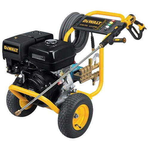 Amazon.com : DeWalt 3700 Pressure Washer (Honda 13hp/CAT pump) : Cold