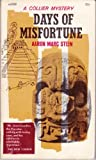 img - for Days of Misfortune book / textbook / text book