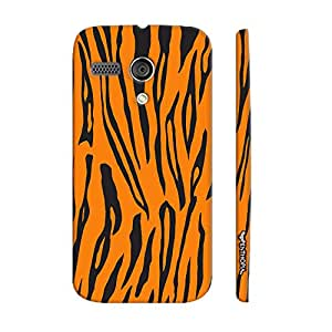 Motorola Moto G 1st Gen Pride of India designer mobile hard shell case by Enthopia