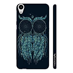 HTC Desire 626 Dream owl catcher designer mobile hard shell case by Enthopia
