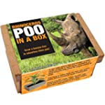 Wow! Stuff Rhino Poo in a Box