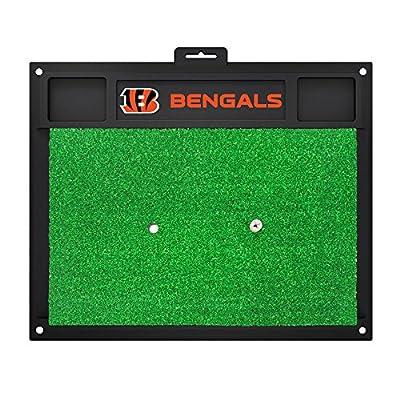 FANMATS 16856 NFL-Cincinnati Bengals Golf Hitting Mat