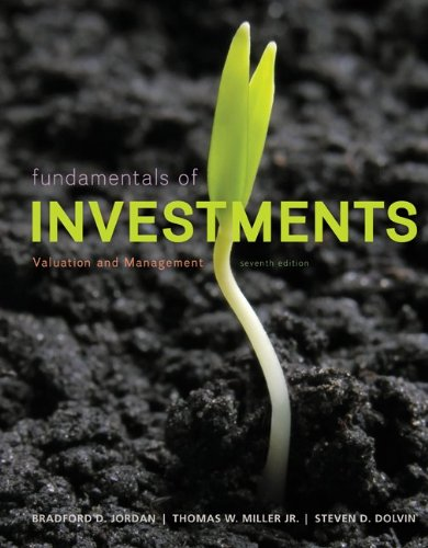MP Fundamentals of Investments with Stock-Trak card