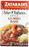 Zatarain's New Orleans Style Gumbo Base, 4.5-Ounce Boxes (Pack of 12)