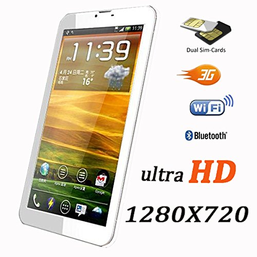 Purchase Artchros 1280x720 Ultra HD Display, Unlocked 3G 6.95''Phablet (Pocket Office-PO6):Bluetooth...