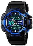 Skmei HMWA05S072C0 Analog-Digital Men's Watch