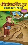 img - for Curious George Dinosaur Tracks book / textbook / text book