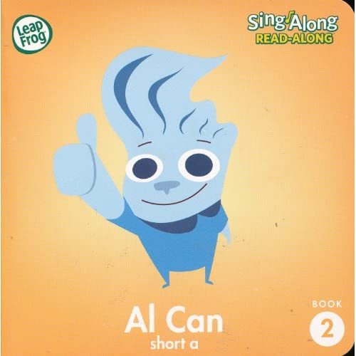Al Can (short a) (Leap Frog Sing-Along Read-Along, Book 2): Rachael