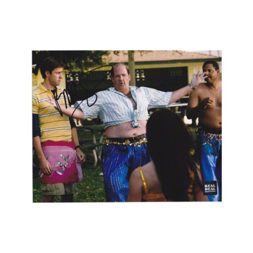 Brian Baumgartner Autographed 8x10 Photograph | Details: THE OFFICE, aka Kevin
