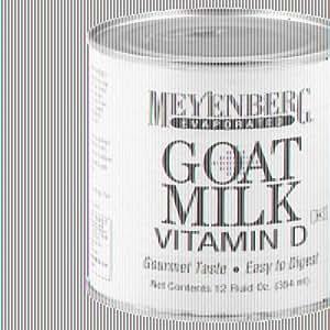 Meyenberg Evaporated Goat Milk -- 12 fl oz