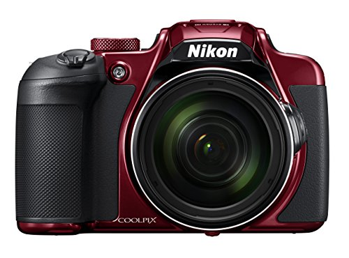 Nikon B700 Coolpix Compact System Camera - Red