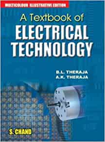 electrical technology theraja textbook books bl pdf vol isbn chand abebooks multicolour engineering electronic related publisher amazon volume tech thareja
