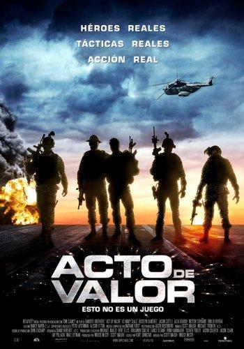 Acto De Valor [Blu-ray]