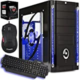 Freshtech AMD 4.1Ghz 8gb Ram 1tb HDD FTS Gaming PC Desktop Computer Galaxy 3 HDMI Gigabyte F2A68HM-HD2 Motherboard 8GB DDR3 1600mhz Performance Ram Onboard AMD Radeon HD 8470D 500 Watt Power Supply With 12cm Fan 1tb Seagate Barracuda Sata 6Gb/s 64mb Cache 7200rpm