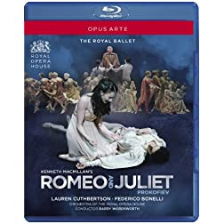 Romeo & Juliet [Blu-ray]