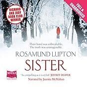 Sister | [Rosamund Lupton]