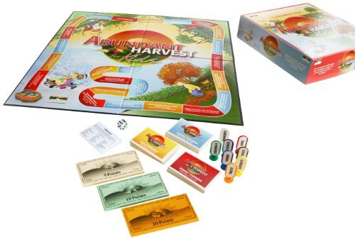 Abundant Harvest For Kids - 1