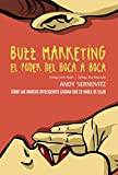 img - for Buzz marketing. El poder del boca a boca book / textbook / text book