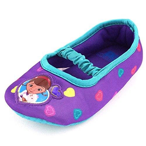 Disney Doc McStuffins Slipper Girls' Slipper doc mcstuffins jingle bell doc