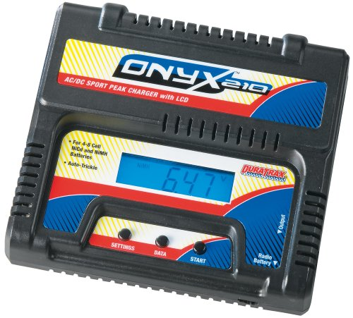Duratrax Onyx 210 AC/DC Peak Charger with LCD (Peak Charger compare prices)