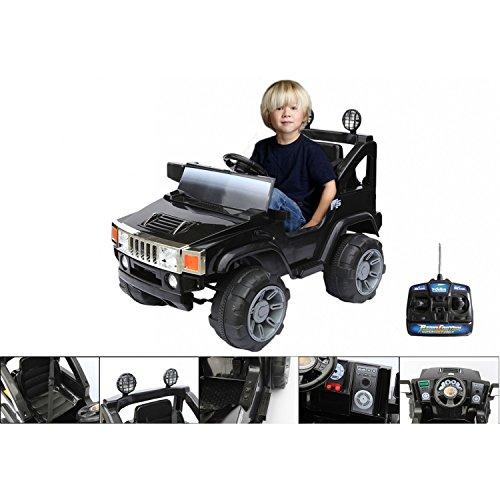 wonderkid-voiture-electrique-6v-avec-telecomande-de-controle-parental-4x4-hummer-electrique-noir-pou