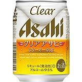 アサヒ クリアアサヒ 缶 250ml×24本